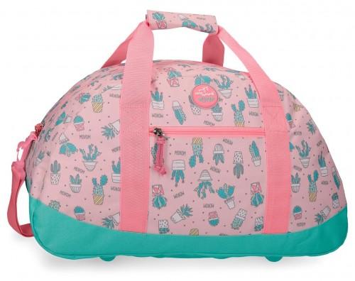 3433561 bolsa de viaje movom cactus rosa