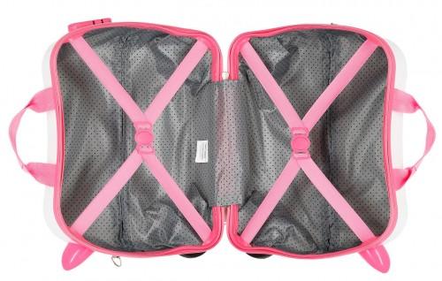 3721061 maleta infantil 41 cm  movom butterfly  interior