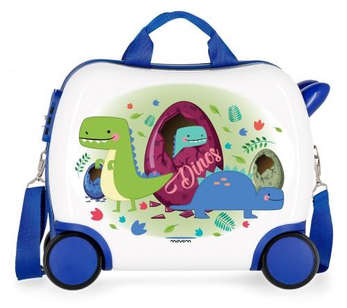 3721067 maleta infantil 41 cm  movom dinos