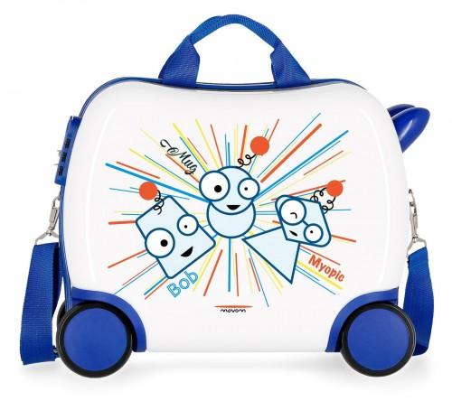 3721068  maleta infantil 41 cm  movom myopic