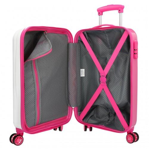 3721464 maleta cabina movom enjoy & smile 4 ruedas interior