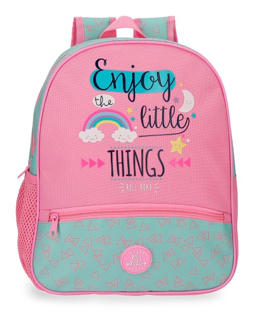 4452261 mochila pequeña 33 cm roll road little things