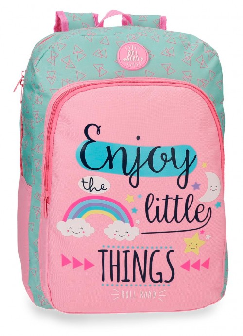 4452361 mochila 40 cm roll road little things