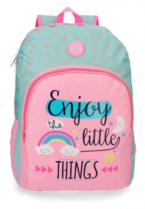 4452561 mochila 44 cm reforzada roll road little things