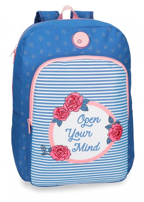 4482361 mochila 40 cm roll road rose