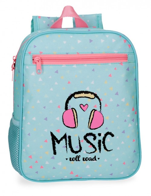 4492161 mochila 28 cm roll road music
