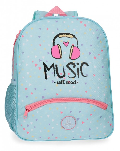 4492261 mochila 33 cm roll road music