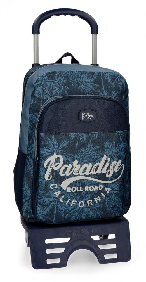 45223N1 mochila 40 cm carro roll road palm
