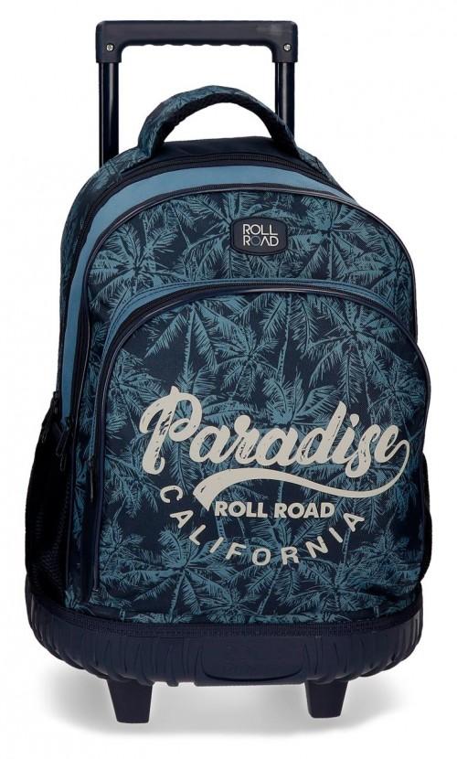 4522961 mochila compacta reforzada roll road palm