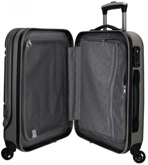 5611261 maleta cabina 4 ruedas movom galaxy  antracita  portaordenador interior 2