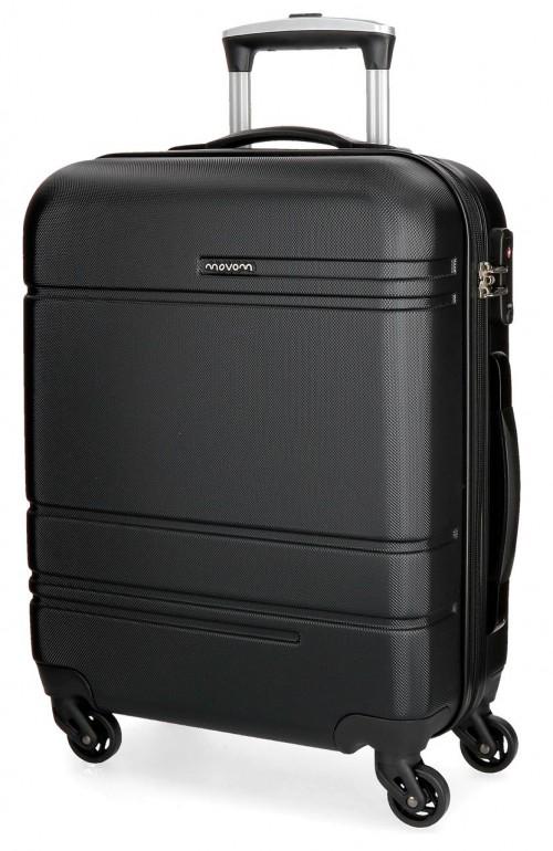 5619164 maleta de cabina movom galaxy negra