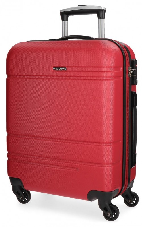 5619165 maleta de cabina movom galaxy roja