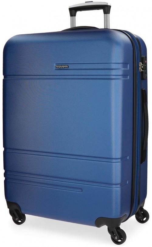 5619262 maleta mediana expandible  movom galaxy azul