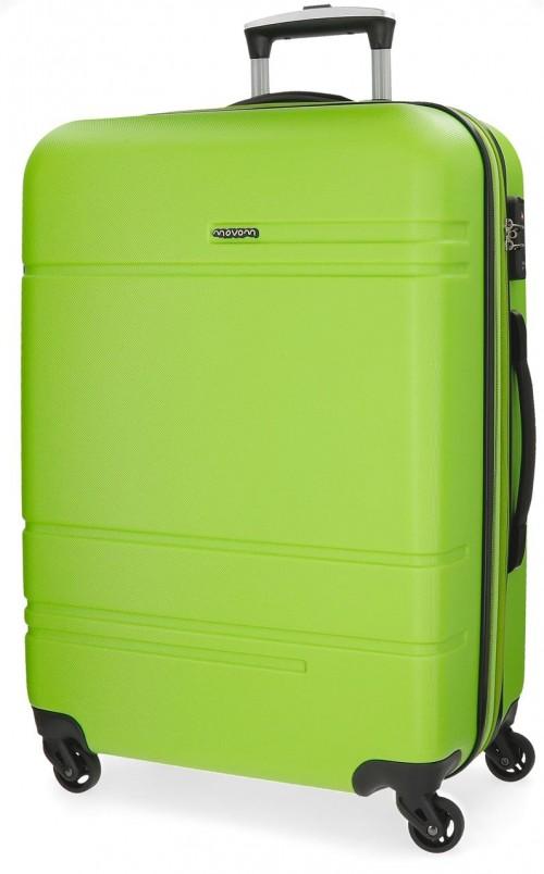 5619266 maleta mediana expandible  movom galaxy pistacho