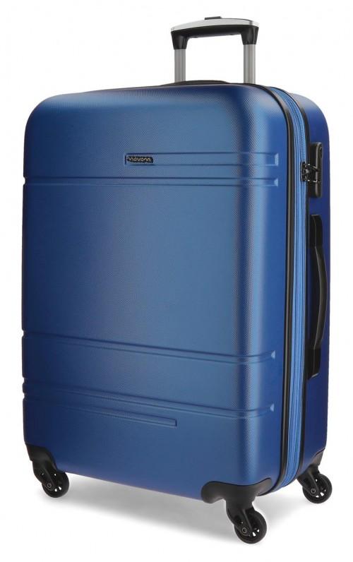 5619362  maleta grande expandible movom galaxy azul