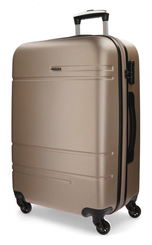 5619363  maleta grande expandible movom galaxy champagne