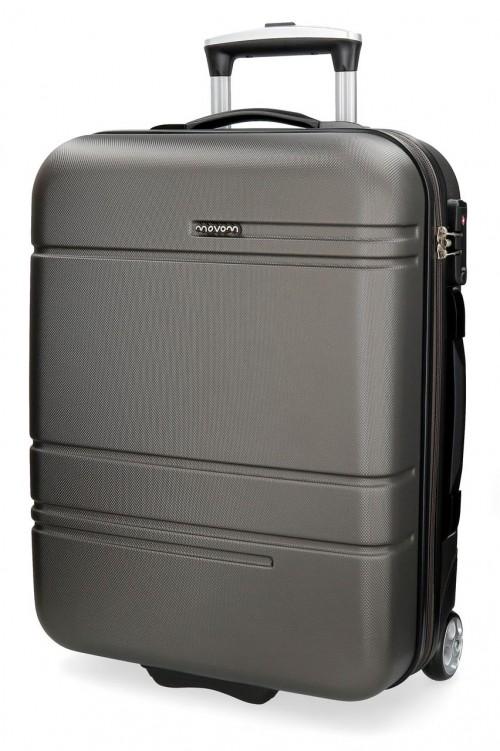 5619961 maleta cabina 2 ruedas movom galaxy antracita
