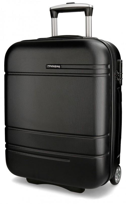 5619964 maleta cabina 2 ruedas movom galaxy negra