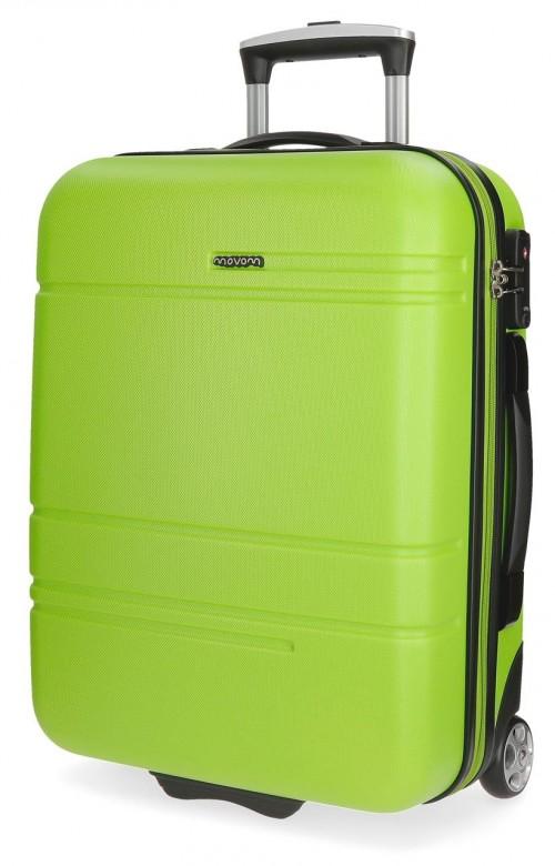 5619966 maleta cabina 2 ruedas movom galaxy  pistacho