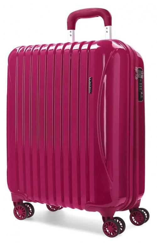 5799163 maleta de cabina movom trafalgar roja
