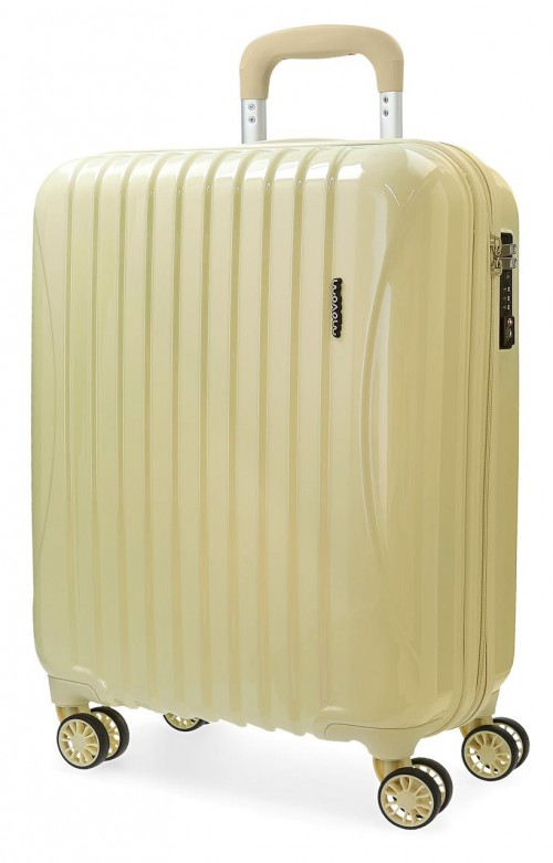 5799164 maleta de cabina movom trafalgar amarilla