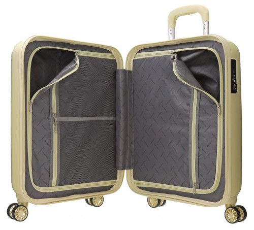 5799164 maleta de cabina movom trafalgar amarilla interior