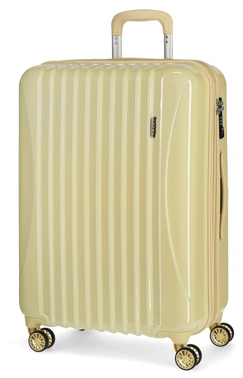 5799264  maleta mediana movom trafalgar amarilla