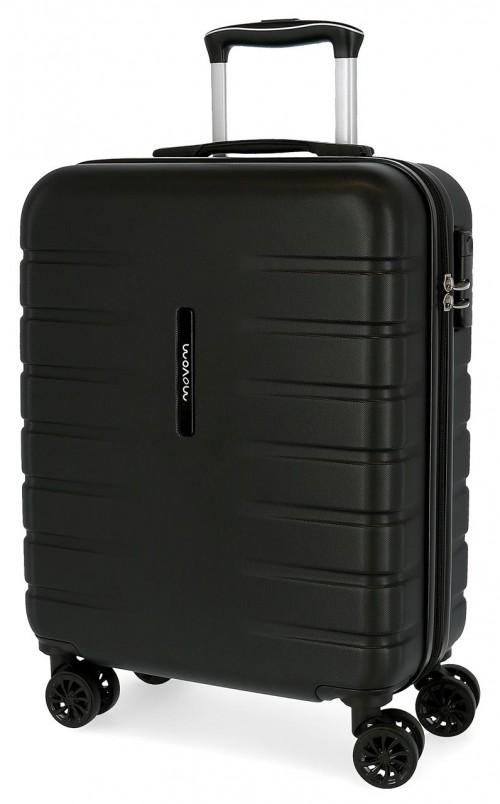 5829161 maleta cabina movom turbo en abs y con 4 ruedas