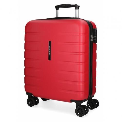 5829163 maleta cabina movom turbo en abs rojo
