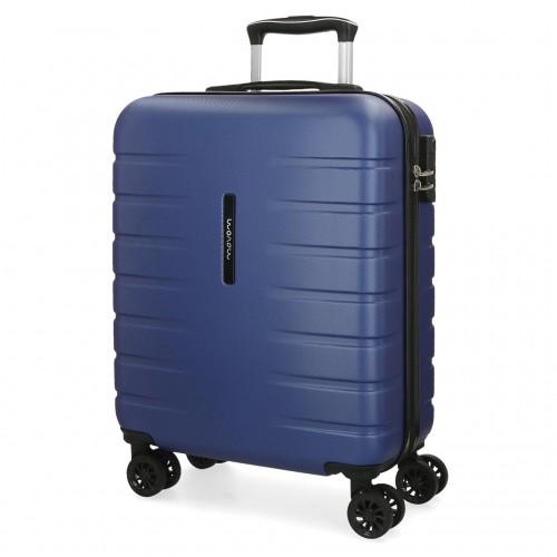 5829165 maleta cabina movom turbo en abs azul