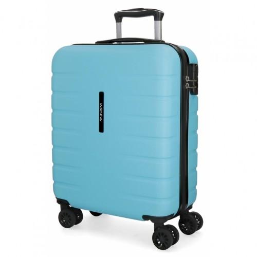 5829166 maleta cabina movom turbo en abs celeste