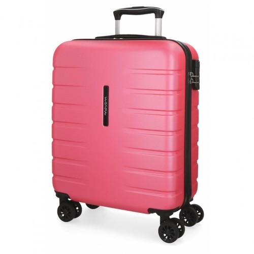 5829167 maleta cabina movom turbo en abs rosa