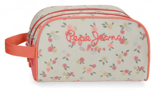 6254461 neceser doble adaptable pepe jeans joseline