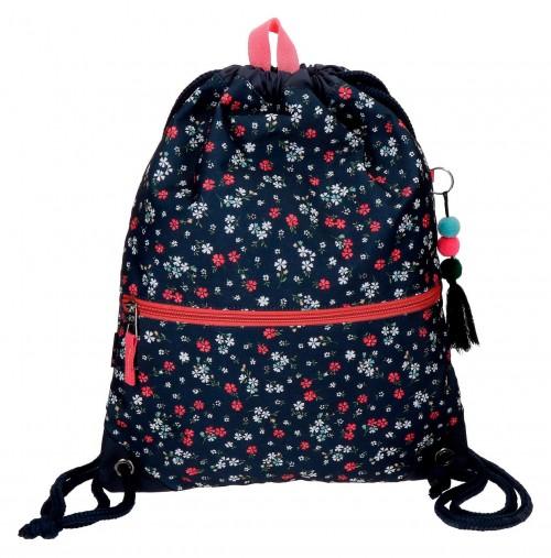 6263761 gym sac con bolsillo trasero pepe jeans jareth trasera