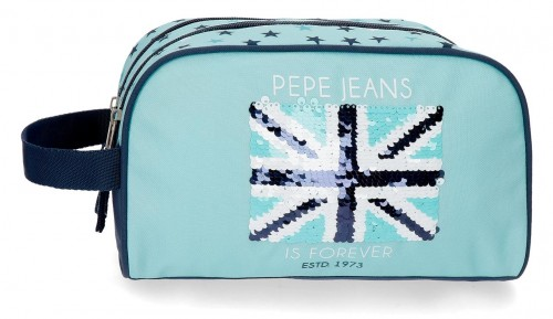 6274461 neceser doble adaptable pepe jeans cuore