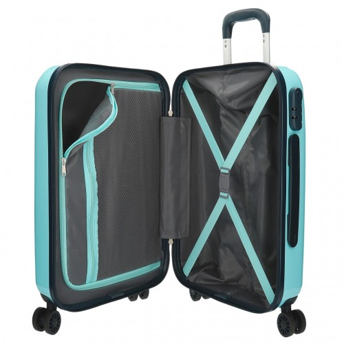 6278761 maleta de cabina pepe jeans cuore  6278761 interior