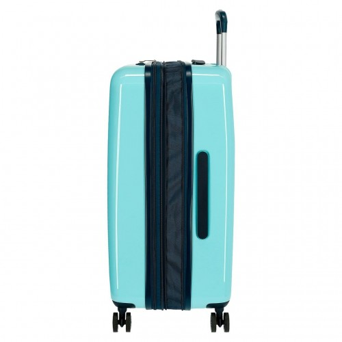 6278861 maleta mediana pepe jeans cuore expandible