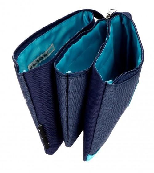 6284362 portatodo triple pepe jeans molly azul interior