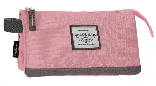 6284363 portatodo triple pepe jeans molly  rosa