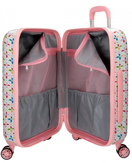 6298761 maleta de cabina pepe jeans tina interior