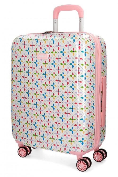 6298761 maleta de cabina pepe jeans tina