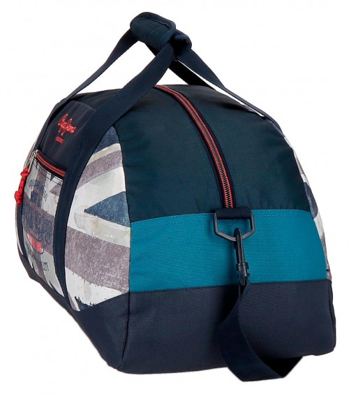 6313561 bolsa de viaje 50 cm pepe jeans  lateral