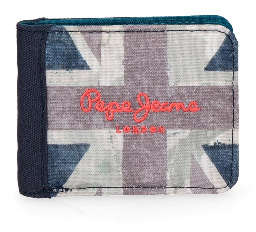 6318261 monedero billetero pepe jeans ian