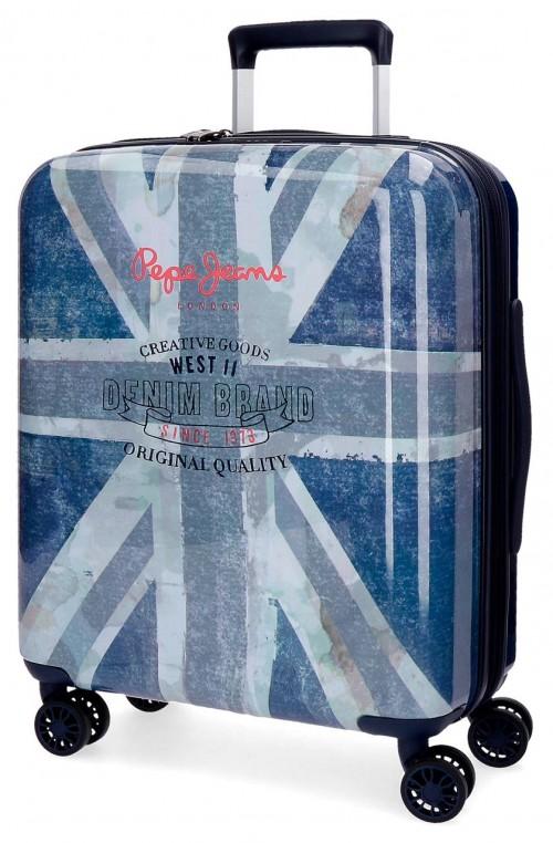 6318661 maleta cabina pepe jeans Ian
