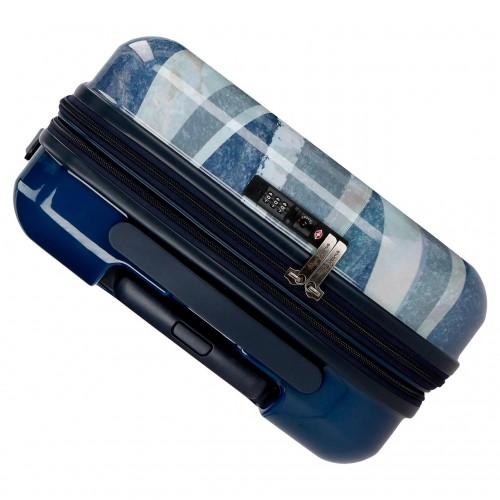 6318661 maleta cabina pepe jeans Ian vista superior
