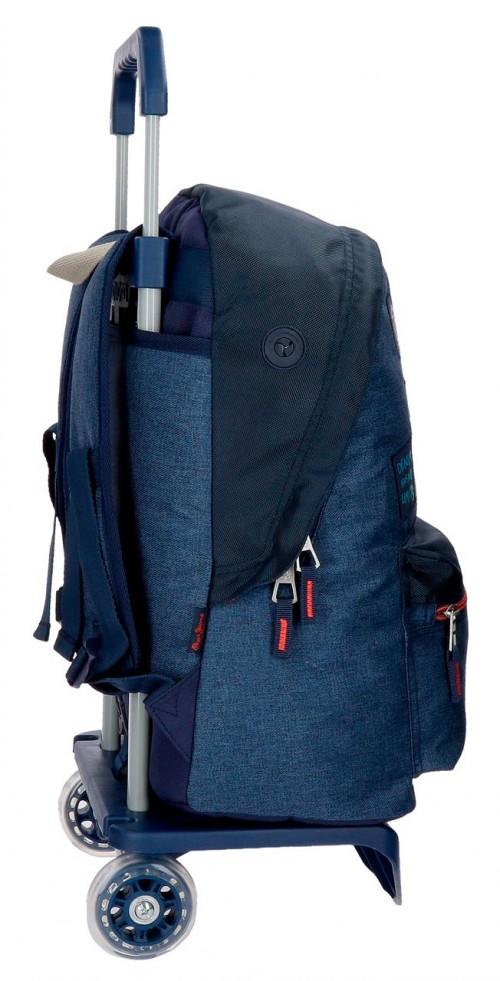 63223N1 mcohila 42 cm carro pepe jeans paul lateral