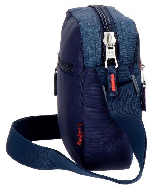 6325661 bandolera 21 cm pepe jeans paul lateral