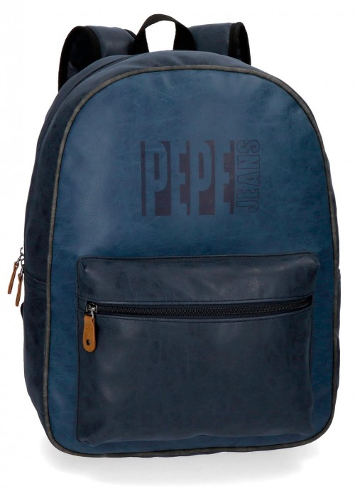 6352362 mochila portaordenador pepe jeans max azul