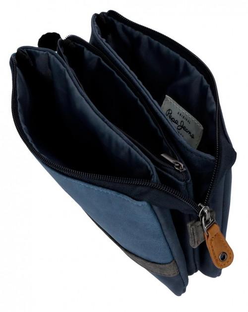 6354362 portatodo triple pepe jeans max azul interior