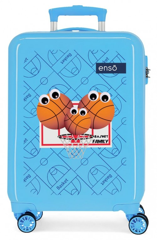 9161721 meleta de cabina infantil enso basket family